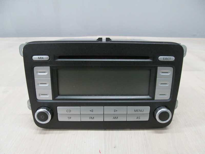 vw passat b6 caddy radio rcd 300 1k0035186r fabryczne jbt. Black Bedroom Furniture Sets. Home Design Ideas