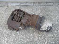 DAF LF 45 55 8 SZPILEK E5 ZACISK HAMULCOWY TYL LEWY 17.5 40175070