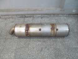 DAF LF 45 55 EURO 5 KATALIZATOR DPF FAP TLUMIK 300364-A 4931990