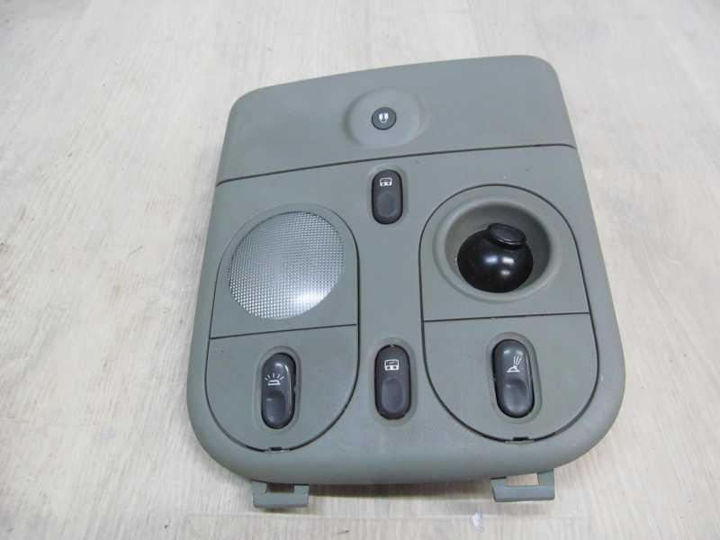 Renault Scenic 99 03 Lampka Oswietlenie Kabiny 7700434582 Jbt