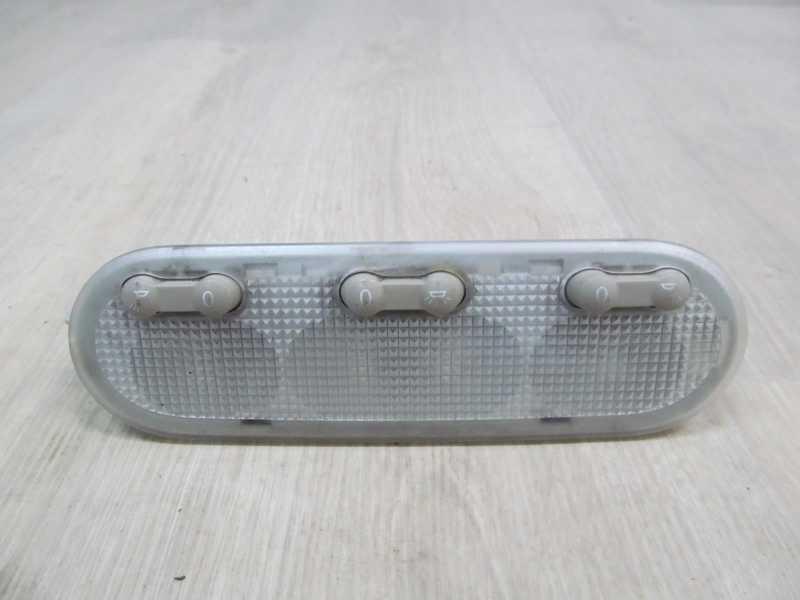 Renault Scenic Ii 03 09 Lampka Oswietlenie Kabiny 8200073234