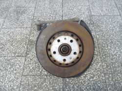 VW PHAETON 3.0 TDI ZWROTNICA PIASTA TYL LEWY 04-10